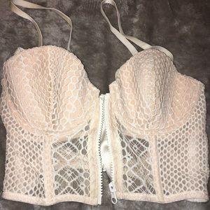 Matching lace VS set